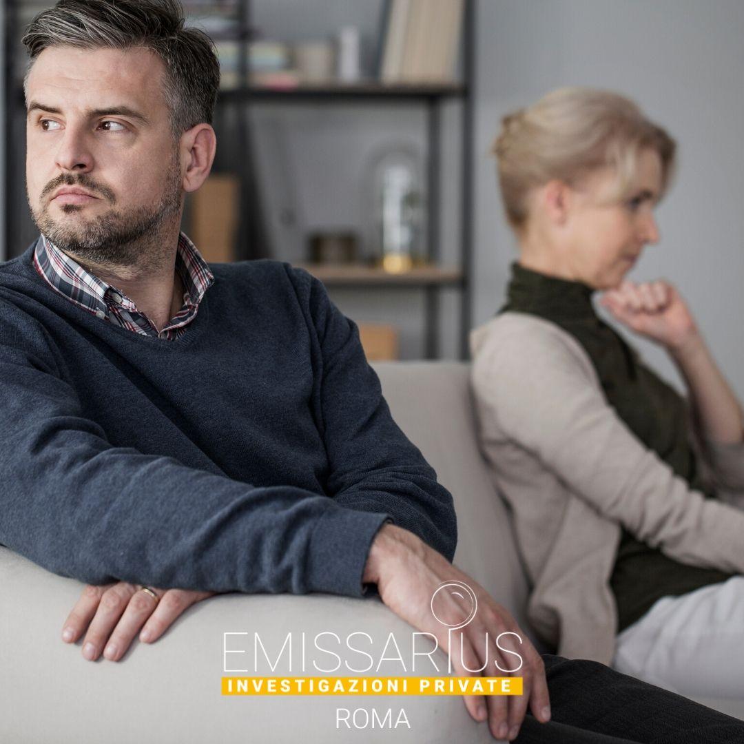 Investigatore privato roma indagini coniugali